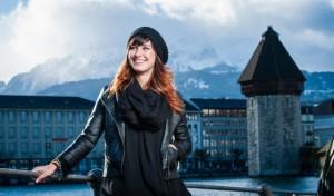 Ramona Stöckli in Luzern