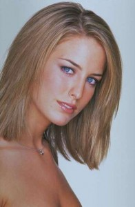 Ramona Stöckli war Miss Schweiz 2002 Kandidatin