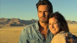 Ramona und Jan beim Dreamdate in der Wüste