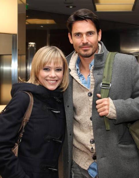 Jan Kralitschka und Francine Jordi in Hamburg | Promi News