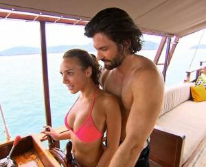 Sexy Laura Nora mit dem Bachelor