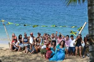 DSDS 2016 Gruppenbild Jamaika 1