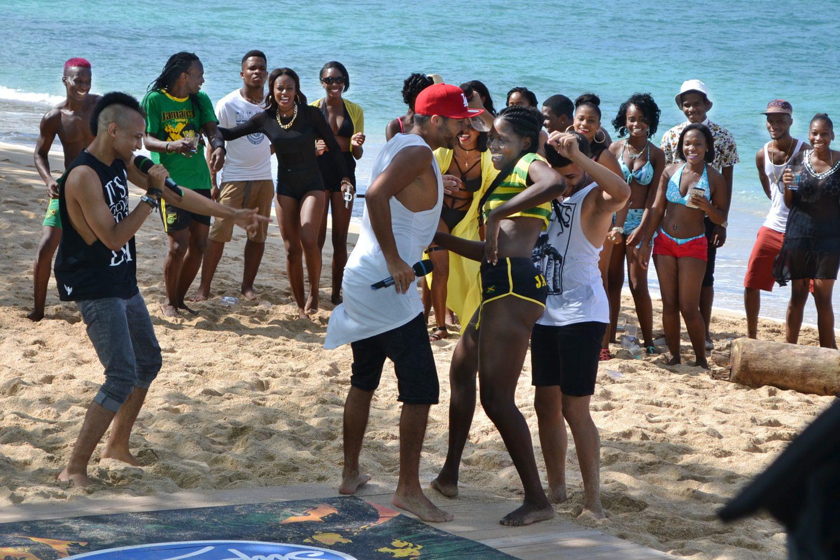 DSDS 2016 Gruppenbild Jamaika 3