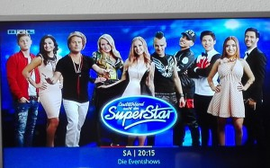 DSDS 2016 Top 10