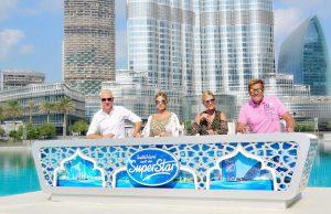 DSDS 2017 Jury in Dubai
