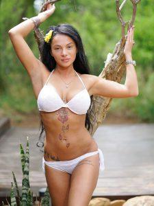 Emilija Mihailova in Südafrika