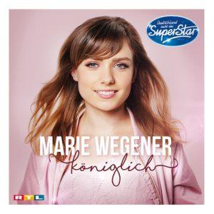 """Marie Wegener """"Königlich"""""""