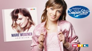 "Marie Wegeners Album ""Königlich"""