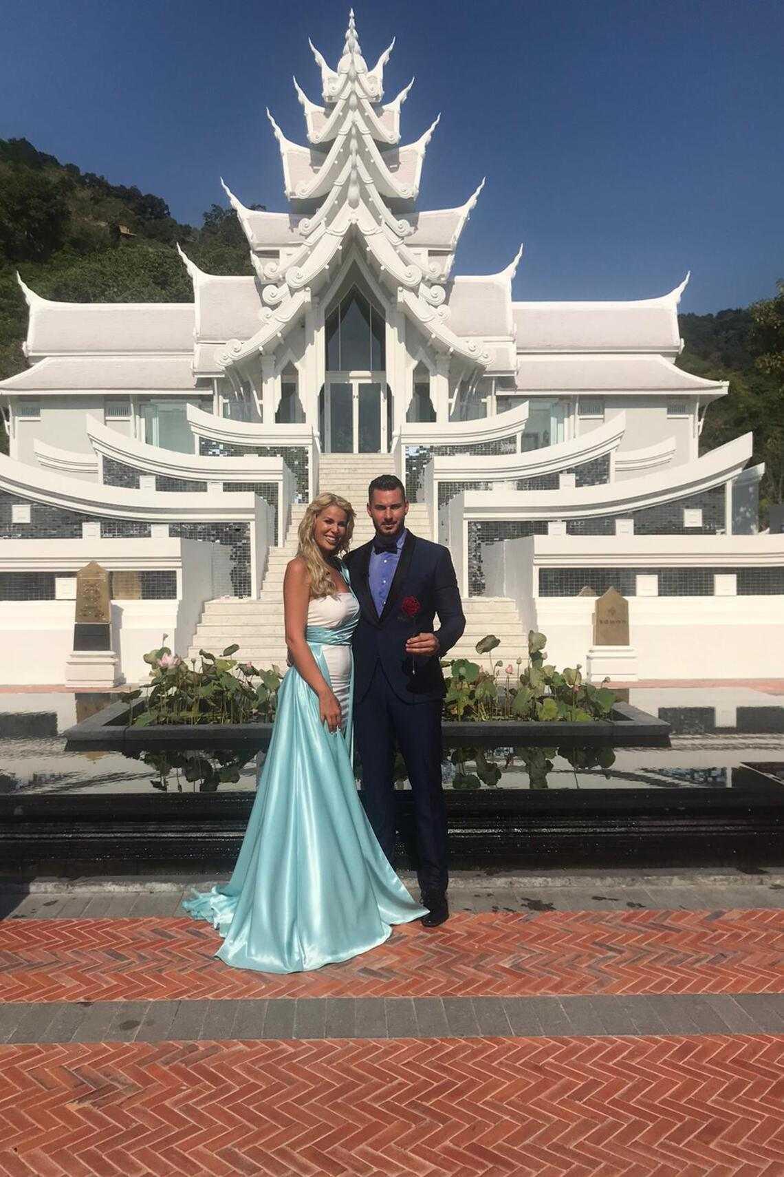 Chanelle und Mike (Bachelorette 2020)